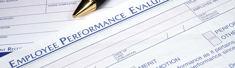 Government Performance Management and Employee Performance Evaluation Form
