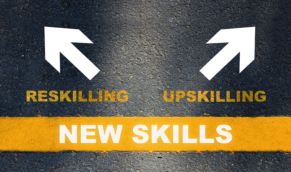 Reskilling, Upskilling, and New Skilling: What's the Difference? Why Does It Matter?